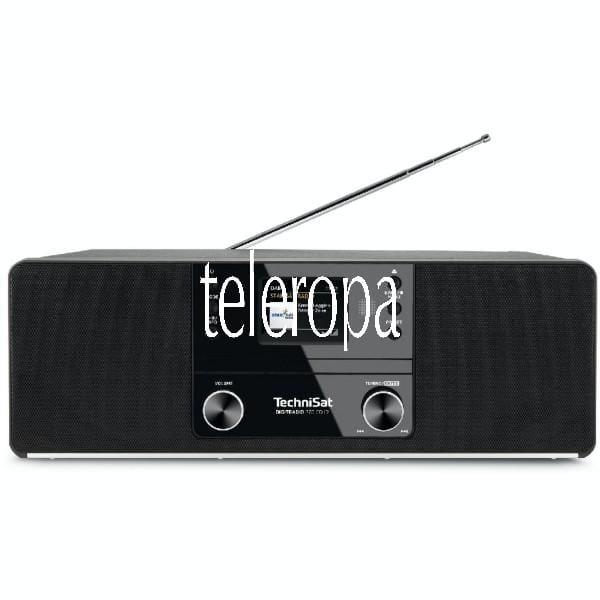 DIGITRADIO 370 CD IR Digitalradio (DAB+, UKW-Radio, TFT-Farbdisplay, USB-Schnittstelle, CD-Player, M