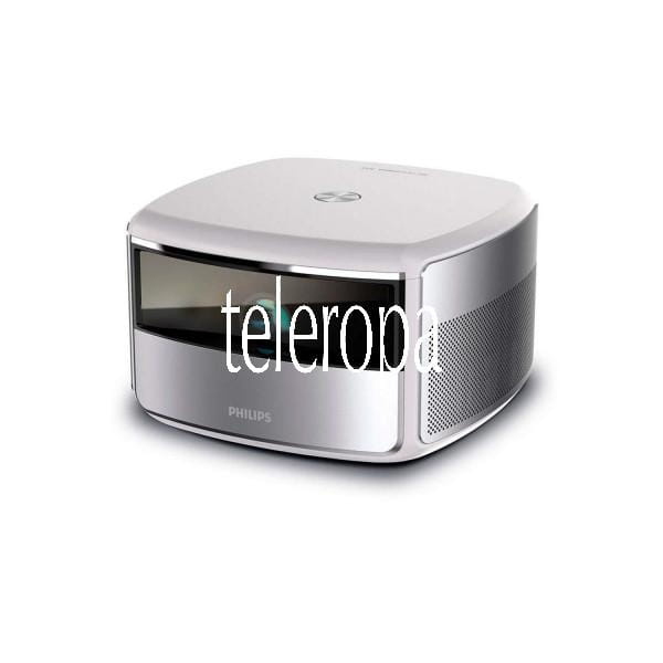 Philips Screeneo S6 Heimkino Projektor Beamer 4K Ultra HD Weitwinkel-Technologie Bluetooth Bild 1