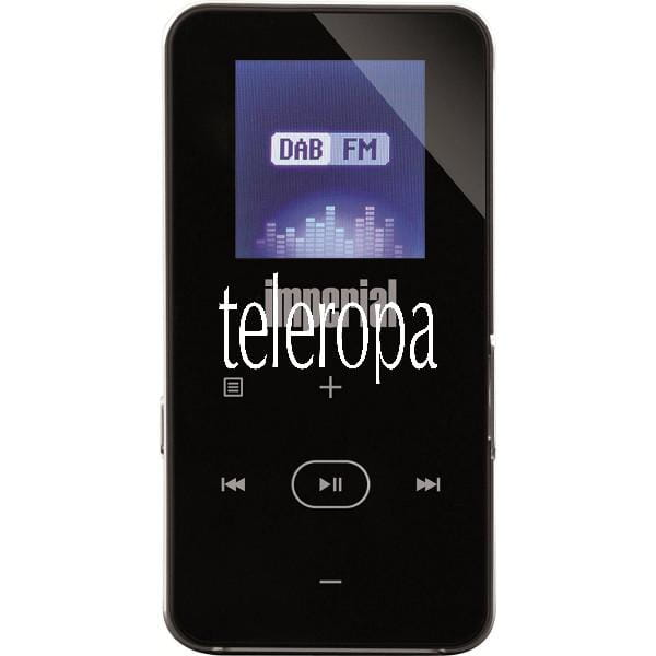 DABMAN 2 mobiles DAB+ Digitalradio mit MP3-Player gebraucht / generalüberholt