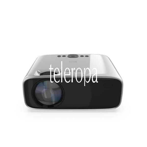 NeoPix Prime 2 HD LED Projektor/Beamer (120″ Bildgröße, Bildschirmspiegelung via Wi-Fi, Bluetooth, HDMI)