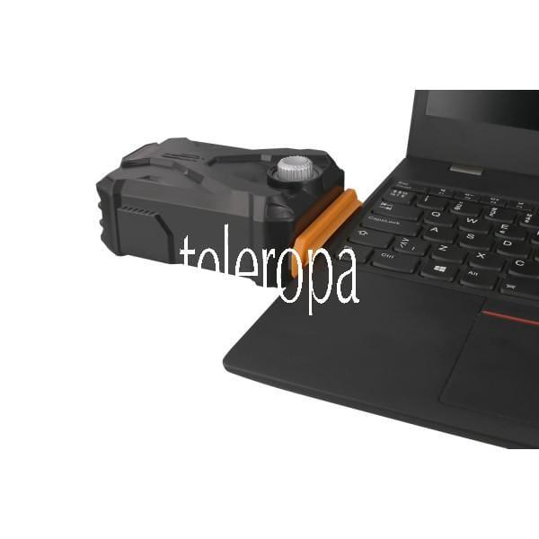 Luftkühler Laptop-Kühler (2000-3500 U/min, 17,35 CFM, 15-25 dB) B-Ware