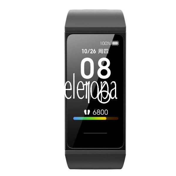 Mi Band 4C EU Version Fitness Armband (Smartwatch, Benachrichtigungen, Vibration, Wasserdicht, Bluet