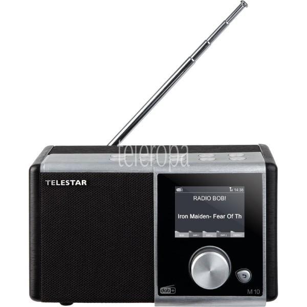 TELESTAR M 10 (Radio, Digitalradio, DAB+, FM, UKW, AUX, USB) Bild 1