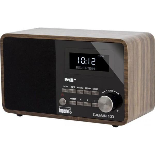 DABMAN 100 DAB+ Radio B-Ware Bild2