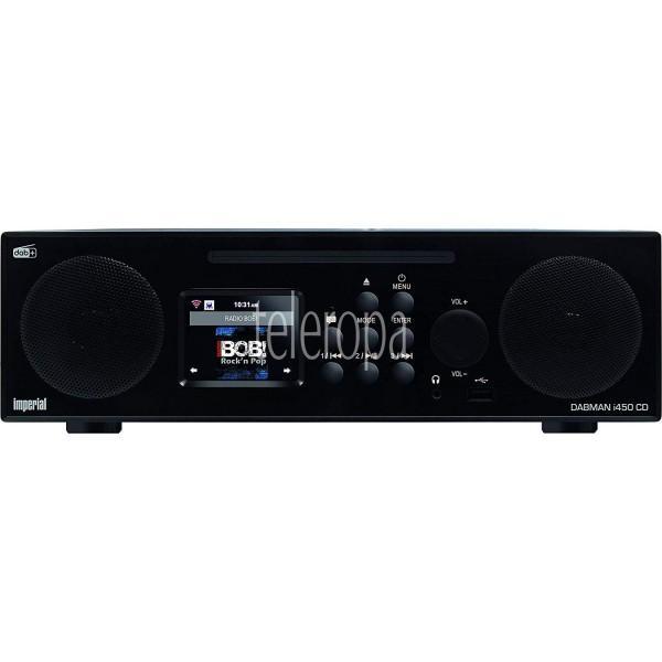 IMPERIAL DABMAN i450 CD (DAB+, UKW und Internetradio, CD Player, diverse Streamingdienste) Bild 8