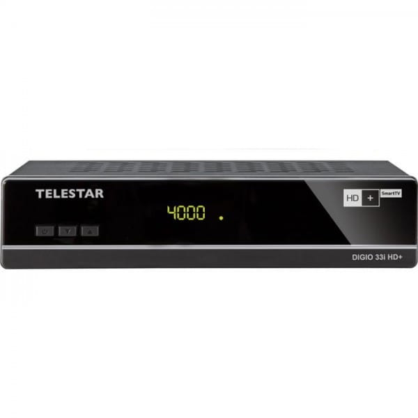 DIGIO 33i HD+ HDTV-Satellitenreceiver