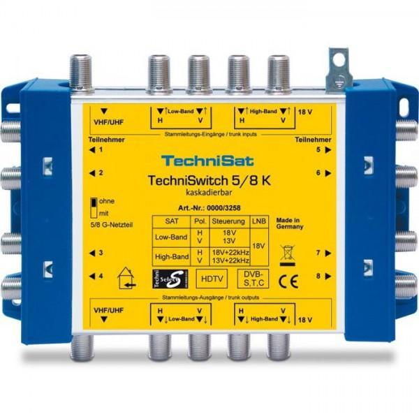 TechniSwitch 5/8 K (Kaskade)