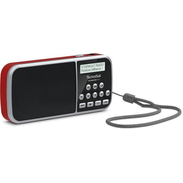 Techniradio RDR portables DAB+/UKW-Taschenradio mit LED-Taschenlampenfunktion Bild 2