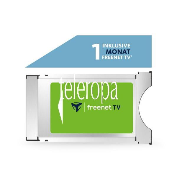 CI+ Modul für DVB-T2 HD inkl. 1 Monat Guthaben¹