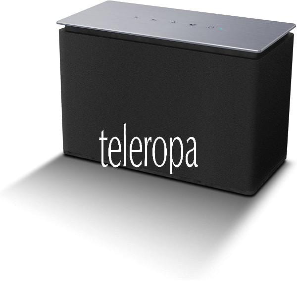 AREA M Multiroom Sound System (Lautsprecher, Internetradio, AUX In, WLAN, Bluetooth 4.0, Li-Ionen-Akku, Netzbetrieb, Ladefunktion)