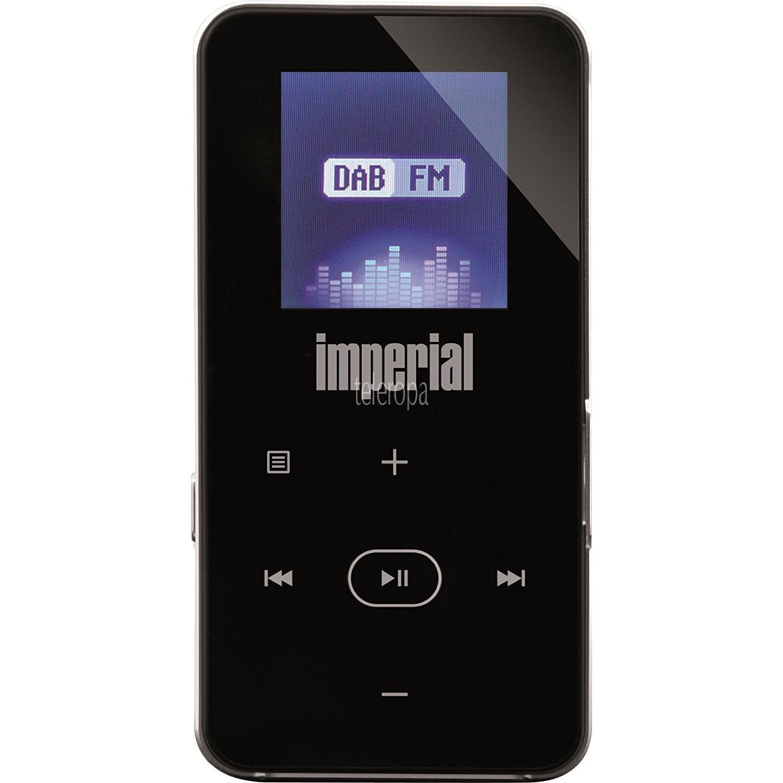Stereo Player Bluetooth Display Digital Portable Speaker+DAB+FM+MP3 Radio DAB
