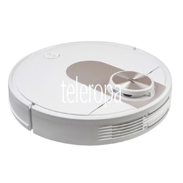 Robot Vacuum Cleaner SE Saugroboter (Wisch- und Saugfunktion, Intelligenter Wassertank, Staubsauger App für iOS und Android, 12 LDS, 2.200 Pa)
