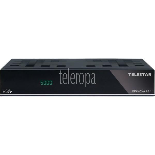 TELESTAR DIGINOVA AS 1 HDTV Satelliten-Receiver mit Irdeto Entschlüsselung für ORF Bild 1