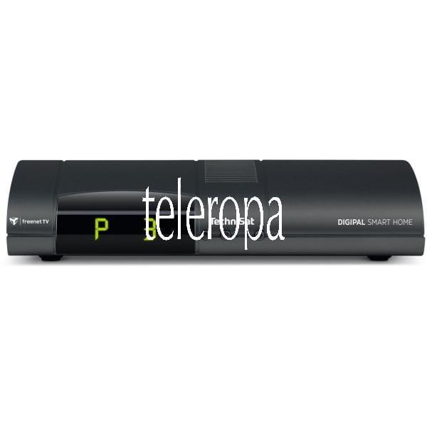 TechniSat DIGIPAL SMART HOME DVB-T2 HD-Receiver/Smart-Home-Zentraleinheit Bild1