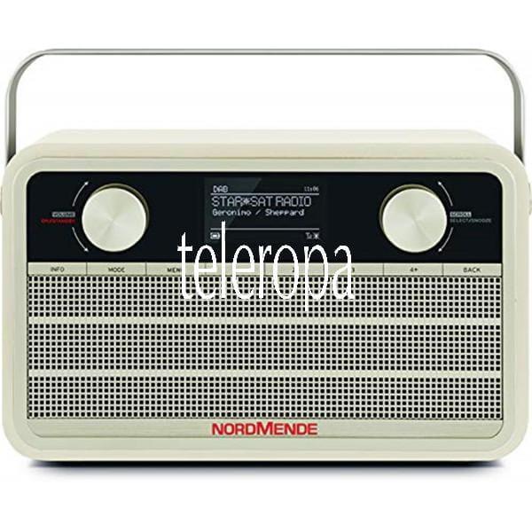 TechniSat Transita 120 IR DAB+/UKW Digitalradio und Internetradio im Retrolook Bild 11