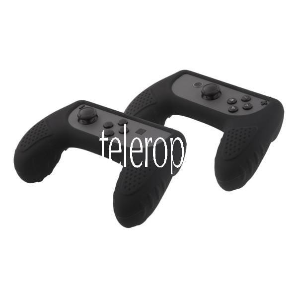 Nintendo Switch Joy-Con 2 Silikongriffe (strapazierfähig, rutschfest)