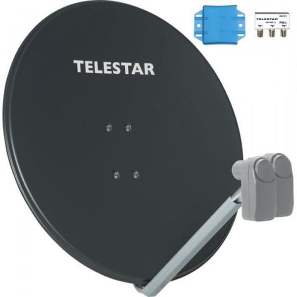 ASTRA/EUTELSAT 85 Einteilnehmer