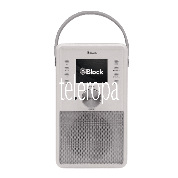 Block CR-10toGo! (Portable, Radio, Farbdisplay, Musik, Bluetooth)