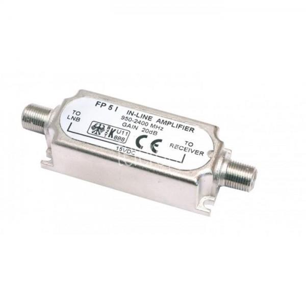 Inline-Verstärker, 20dB