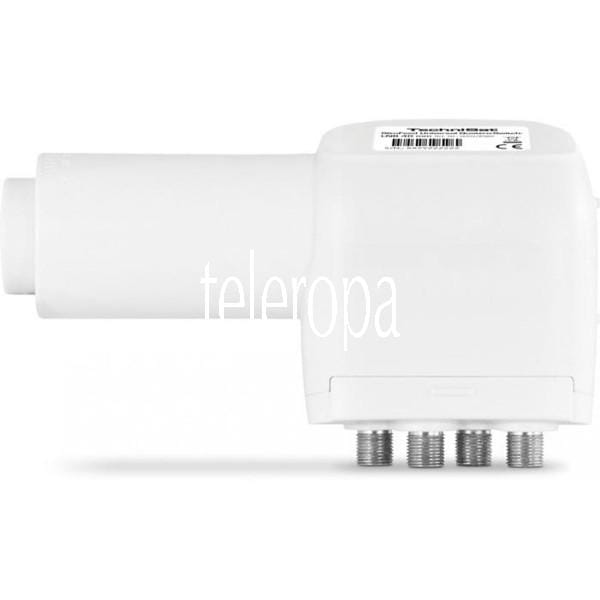 SlimFeed Universal-Quattro-Switch-LNB / 40 mm für Multifeed-Schiene Vario