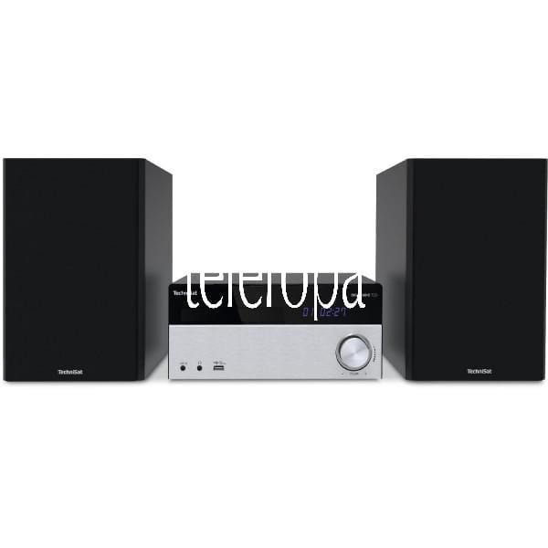 DIGITRADIO 750 (DAB+ Digitalradio, CD, Bluetooth, UKW, FM, RDS, LCD, USB)