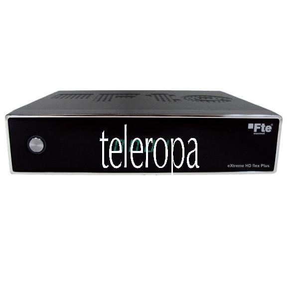 eXtreme HD Flex Plus HDTV Sat-Receiver (USB-Multimediaplayer, WLAN, Full-HD, Web-TV, IPTV Mediaporta
