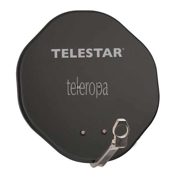 TELESTAR ALURAPID 45 cm Aluminium Sat-Spiegel inkl. Halterung Bild1