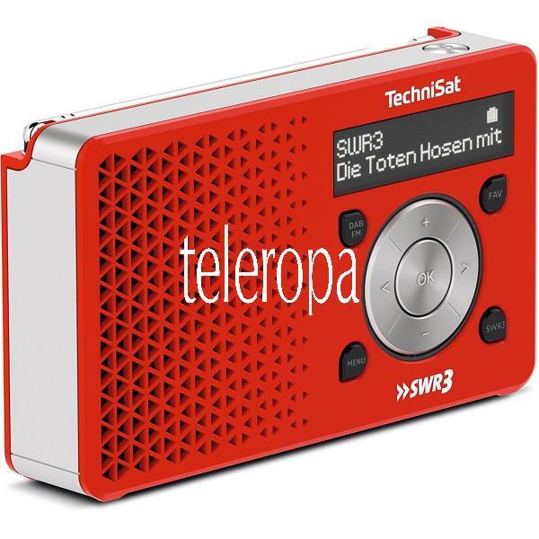 TechniSat DIGITRADIO 1 SWR3-Edition DAB+ Digitalradio Bild1