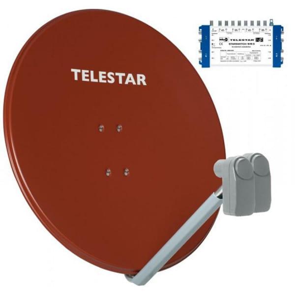 ASTRA/EUTELSAT 85 Mehrteilnehmer