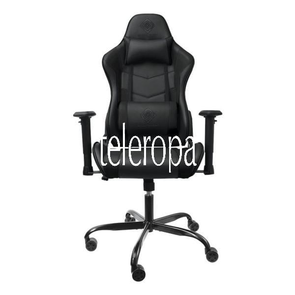 Gaming Stuhl Jumbo (Hohe Rückenlehne, 110kg Belastbarkeit, Gamer Chair, PU-Leder, Höhenverstellbar, Ergonomisch)