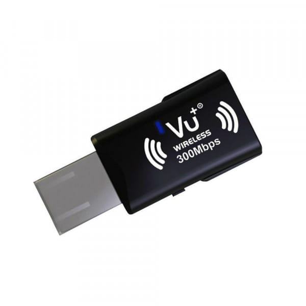 Wireless USB Adapter 300 Mbps incl. WPS Setup (WLAN-Adapter, USB 2.0, Wi-Fi, WLAN 2.4 Ghz, 300 Mbps,