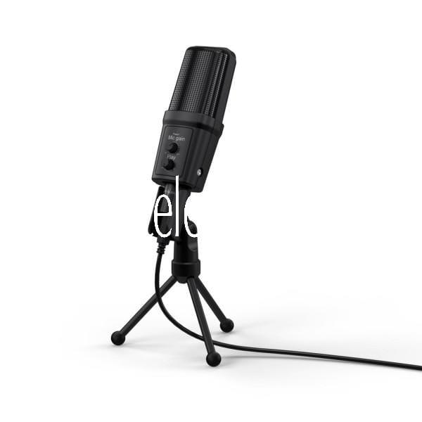 "Gaming-Mikrofon ""Stream 700 HD"" USB-Mikrofon (Streaming, Popschutz, 3,5-mm-Kopfhörerausgang, Audio-A"