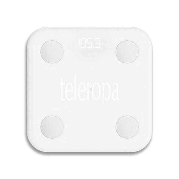 Mi Body Composition Scale 2 Waage (Smart Home, iOS + Android App, LED, Körperfettwaage, BMI, Edelsta