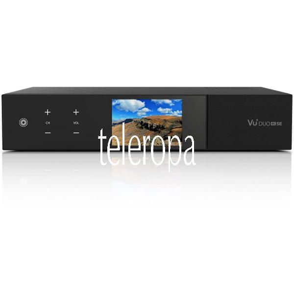 Duo 4K SE 1x DVB-C FBC Tuner (PVR ready Linux Receiver UHD 2160p HDMI 2.0 Aus-/Eingang, 2x Tunerstec