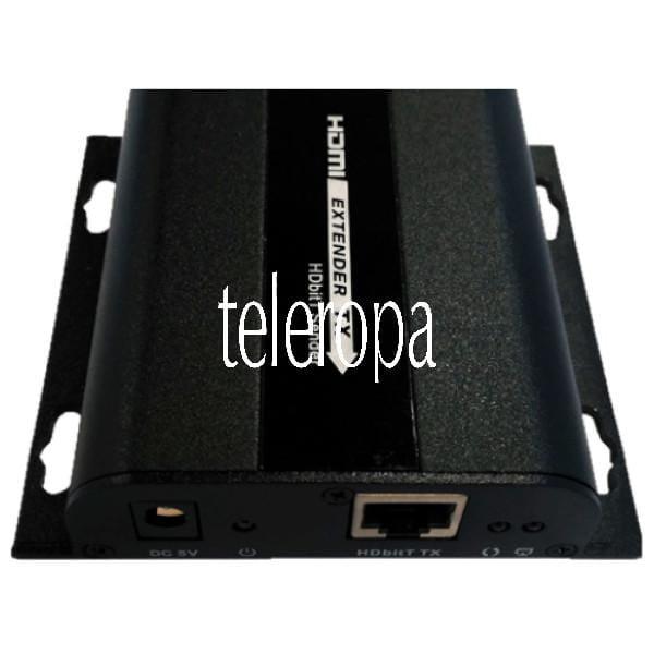 HHEN-120 Kit TX+RX (HDMI-Signalverlängerung, bis zu 120 m über CAT-Kabel, ein Signal bis 1080p@60Hz,