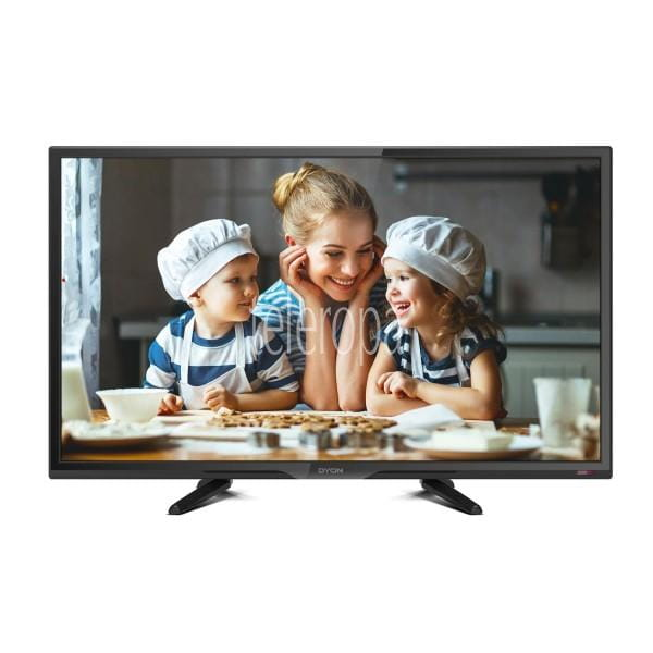 "DYON ENTER 24 PRO X 24"" (60,96cm) LED TV mit HD Triple Tuner (DVB-T2 H.265/HEVC, DVB-S2, DVB-C, USB, CI+, Hotel-Modus, Energieeffizienzklasse A+) Bild 1"