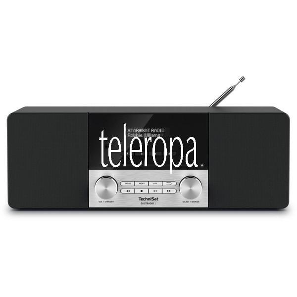 TechniSat DIGITRADIO 3 DAB+ Digitalradio mit Stereo Lautsprechern Bild 1