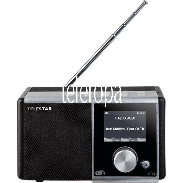 DIRA M 10 (Radio, Digitalradio, DAB+, FM, UKW, AUX, USB)